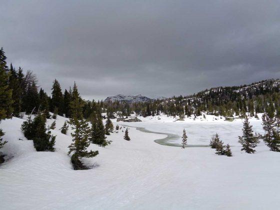 Trailhead Conditions Report 5/27/2018
