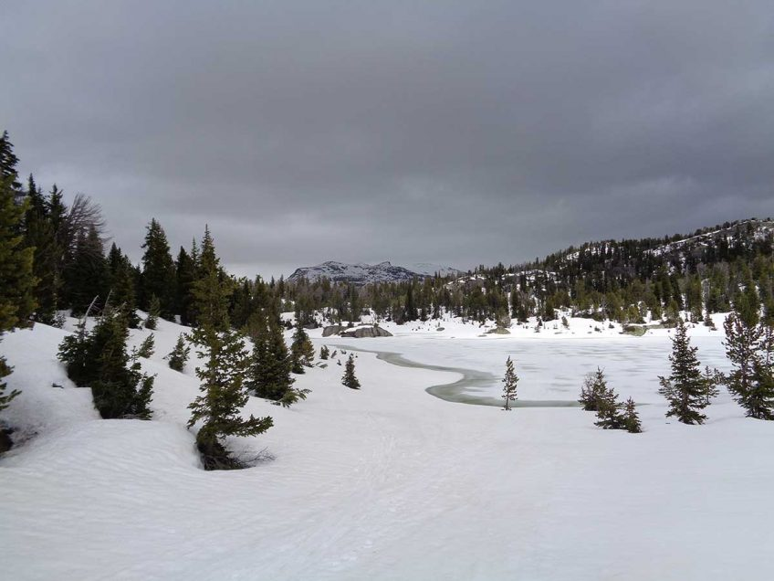 Trailhead Conditions Report 5/27/2018