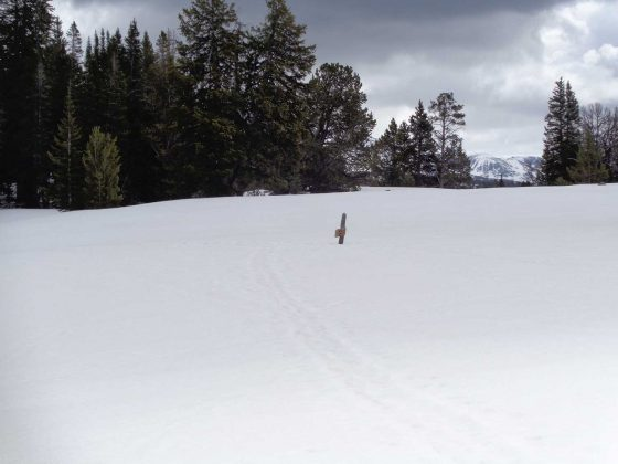 Trailhead Conditions Report 6/3/2018