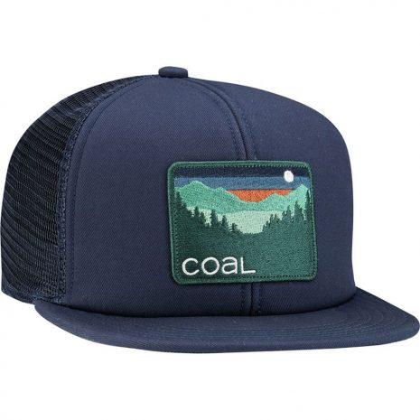 Coal Headwear The Hauler Trucker Hat, Navy