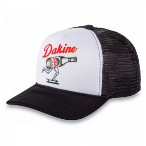 Dakine Beer Run Trucker Hat, Black