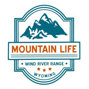 Intrigue Ink Mountain Life Sticker