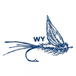 Intrigue Ink Wyoming Fly Sticker