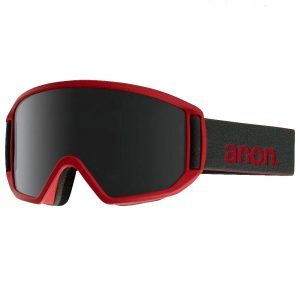 Anon Relapse Goggles, Ruby Red