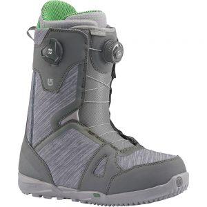 Burton Men's Concord Boa Snowboarding Boots, Gray