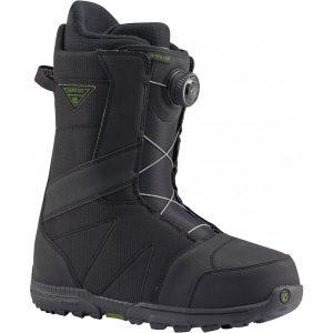 Burton Men's Highline Boa Snowboarding Boots, Black