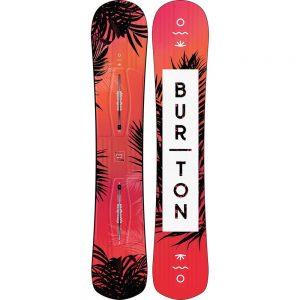 Burton Snowboards Women's Hideaway Snowboard