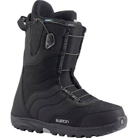 Burton Women's Mint Snowboarding Boots, Black