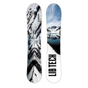Lib Tech Men's Cold Brew Snowboard, Regular