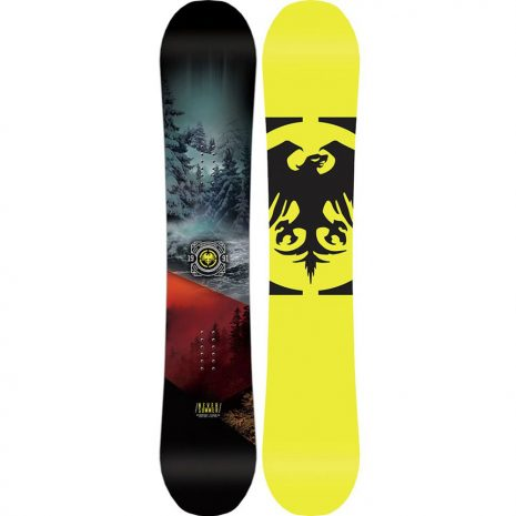 NEVER SUMMER Men's Snowtrooper Snowboard - 2019