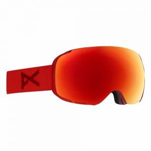 Anon Optics Men's M2 Goggles, Red