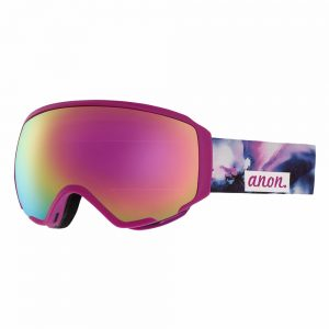 Anon Optics Women's WM1 Goggles, Watercolor