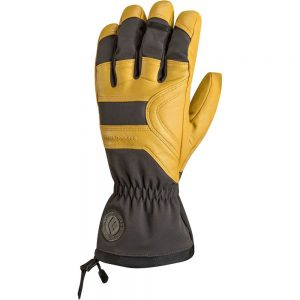 Black Diamond Patrol Glove Natural Front