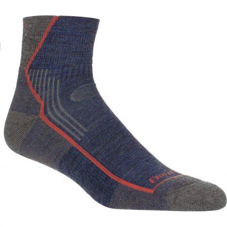 DARN TOUGH Men's 1/4 Cushion Sock