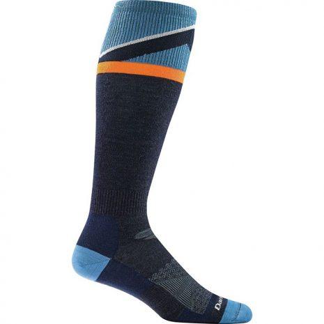 DARN TOUGH Men's Mountain Top Over-the-Calf Light Cushion Sock