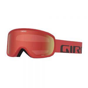 Giro Cruz Goggles, Red Wordmark