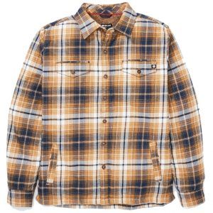 Marmot Men's Ridgefield Flannel Shirt Jacket - Scotch