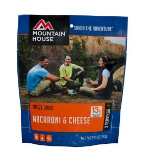 MOUNTAIN HOUSE Macaroni and Cheese Dehydrated Meal