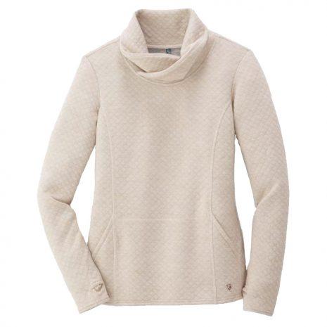 Kuhl Women's Athena Pullover, Dove