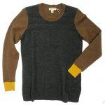 Toad and Co. Women's Trillium Crew Sweater, Iron Throne Heather