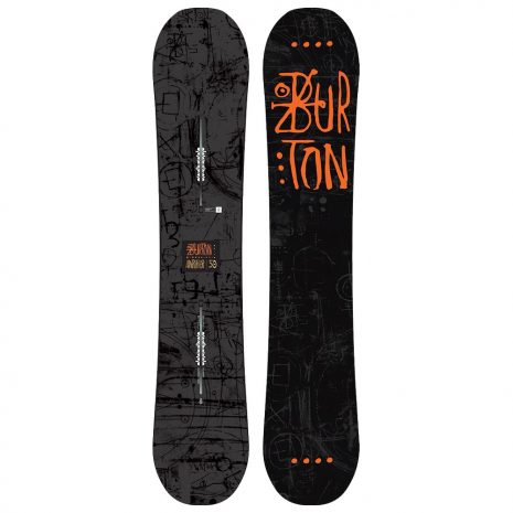 Burton Snowboards Men's Amplifier Snowboard