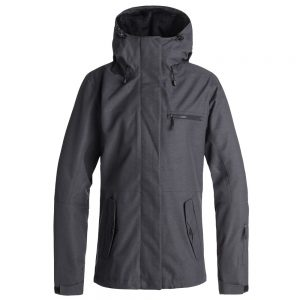 Roxy Women's Jetty 3-in-1 Insulated Jacket, True Black