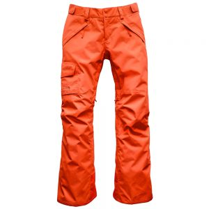 The North Face Women's Freedom Insulated Pants, Valencia Orange