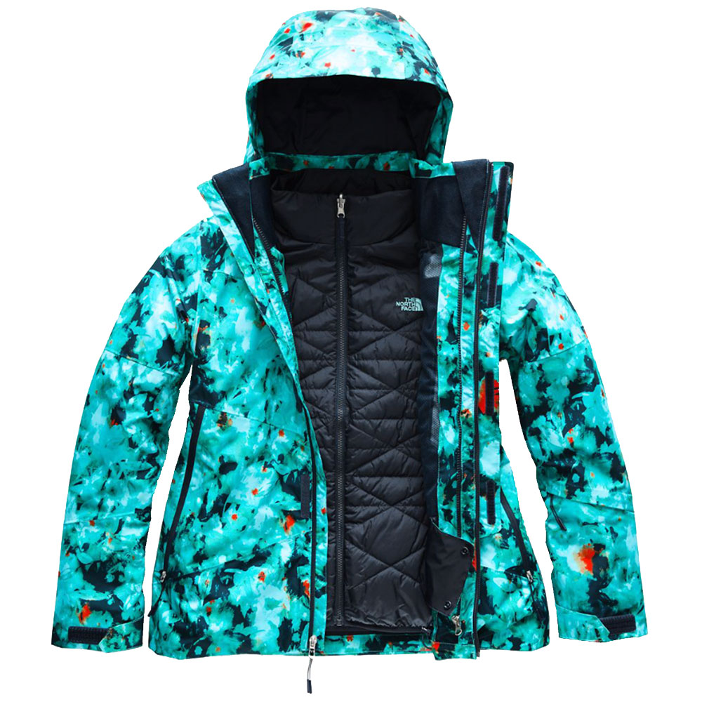 8c88f0233419 THE NORTH FACE Women s Garner Triclimate 3-in-1 Jacket - Great ...