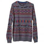 Kavu Men's Chutes Sweater, Canyon