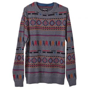 Kavu Men's Chutes Sweater, Canyon