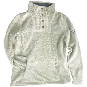 Kuhl Women's Avalon Fleece Pull-Over, Stone