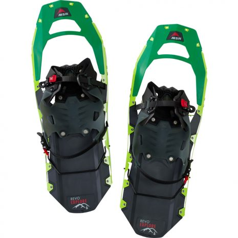 MSR Revo Explore Snowshoes, Spring Green