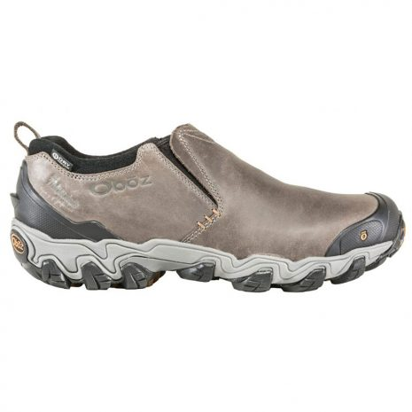 Oboz Footwear Men's Big Sky Low Insulated Waterproof Shoes, Flint Gray