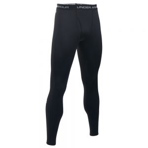 Under Armour Men's UA Base 2.0 Leggings, Black