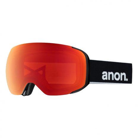 Anon Optics Men's M2 Snow Goggles, Black