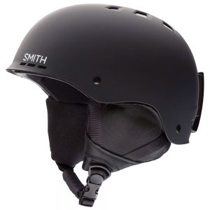 Smith Optics Holt Snow Helmet, Matte Black