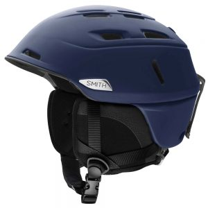 Smith Optics Men's Camber Snow Helmet, Matte Ink