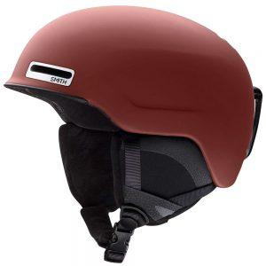 Smith Optics Men's Maze Snow Helmet, Matte Oxide