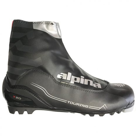 Alpina T 20 Touring Boots, Black
