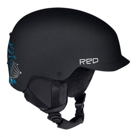 Anon Optics Kids Defy Snow Helmet, Black