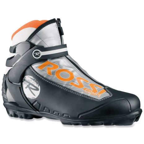 Rossignol Kids' Comp J Combi Boots, Black Silver