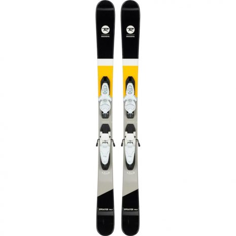 ROSSIGNOL Sprayer Junior Alpine Ski + Binding Package - 2019