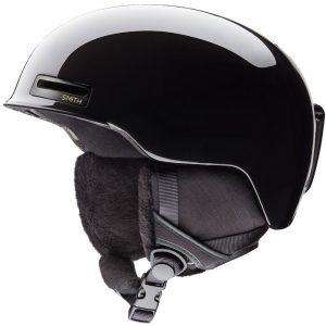 Smith Optics Women's Allure Snow Helmet, Black Pearl