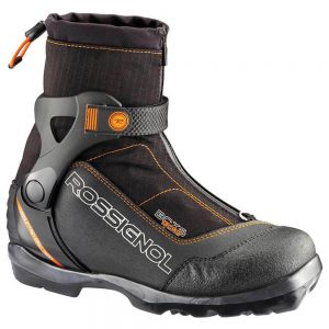 Rossignol Men's BC X6 Backcountry Touring Boots, Black