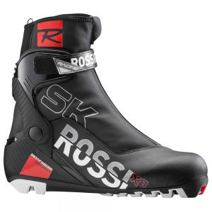 Rossignol Men's X8 Skating Boots, Black