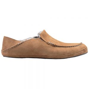 Olukai Men's Moloa Slipper, Tobacco