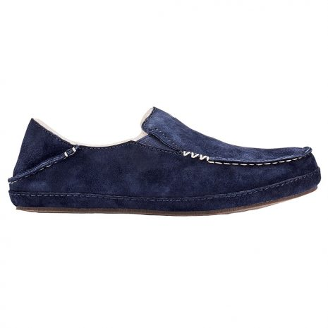 Olukai Women's Nohea Slipper, Trench Blue