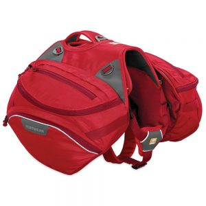 Ruffwear Palisades Pack, Red Currant