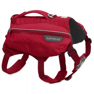 Ruffwear Singletrak Pack, Red Currant