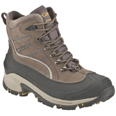 Columbia Men's Bugaboot Omni-Heat Insulated Boots, Mud Treasure
